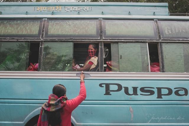 Pokhara Bus Stop-1